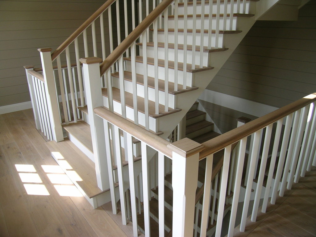 Trappen charme stijl new signature - Balustrade trap ...